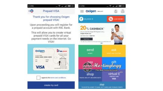 How to activate Virtual Visa Prepaid Card on Oxigen Wallet ?