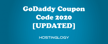 GoDaddy Coupon Code 2020 [UPDATED]