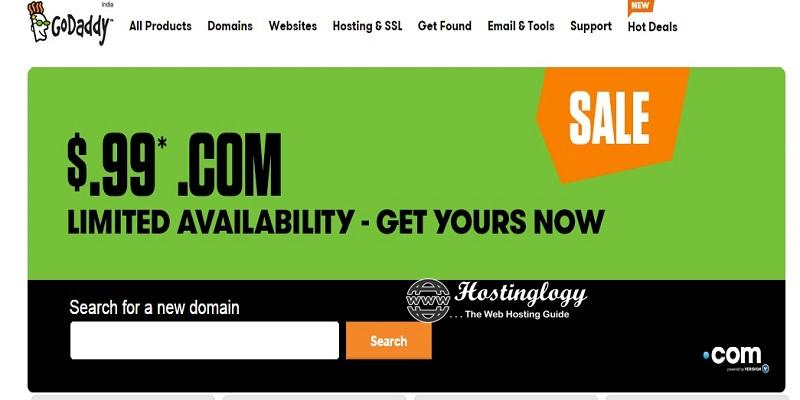 GoDaddy Coupon Code December 2016