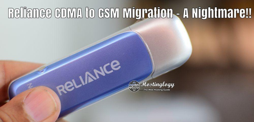 Reliance CDMA Users Facing CDMA-GSM Migration Nightmare. Here Is All We Know