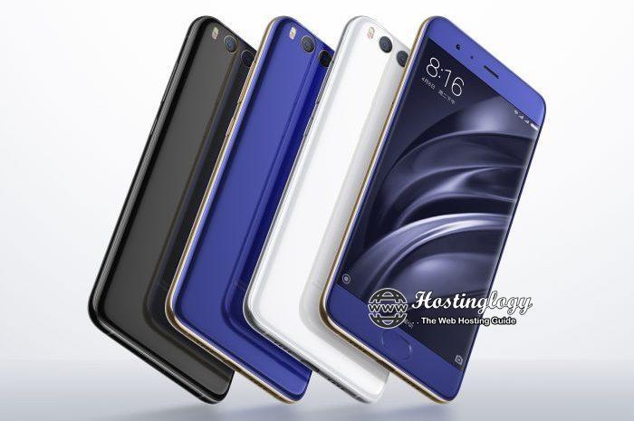 Xiaomi Mi 6 announced with Dual Camera
