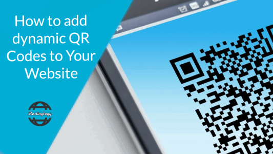 How to add dynamic QR Codes to Your Website