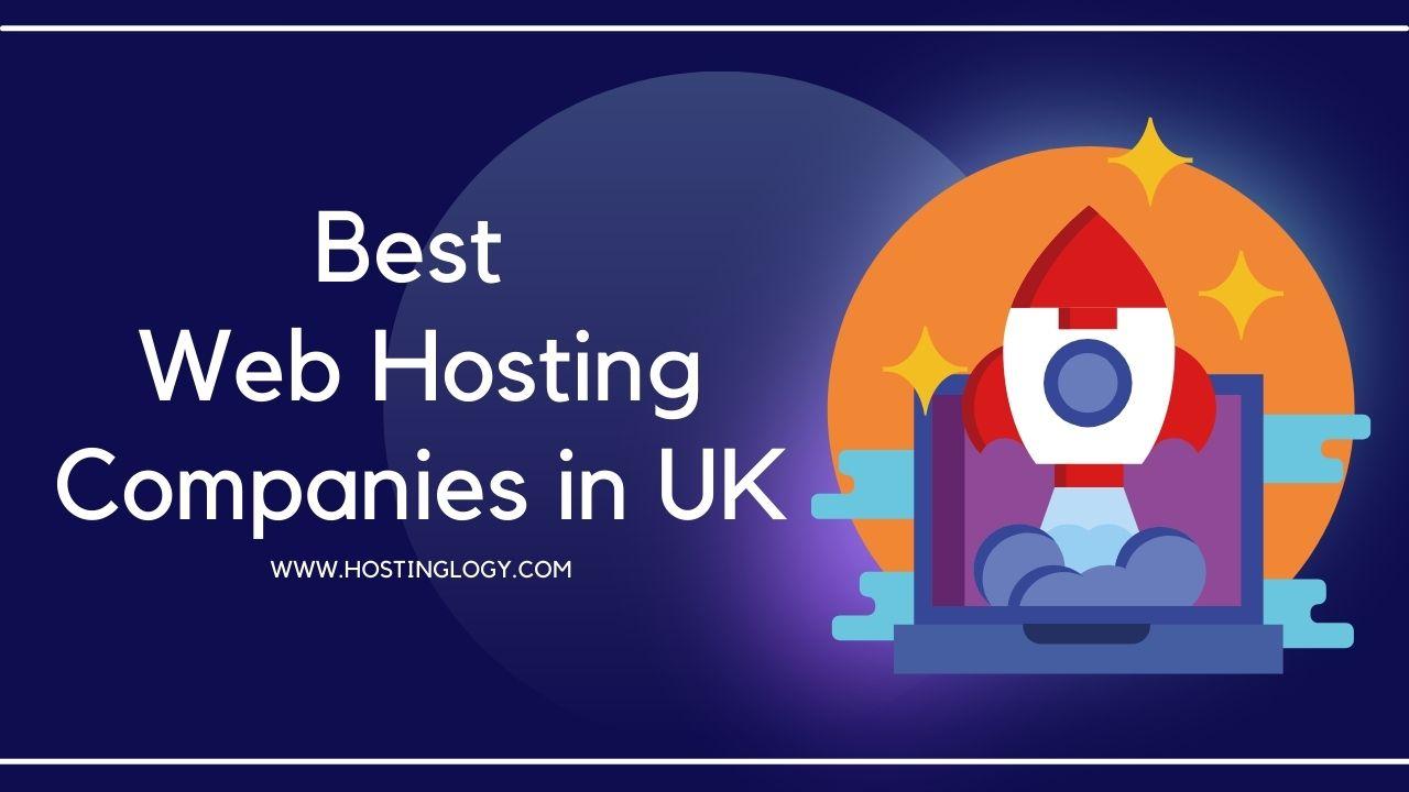 Best Web Hosting Companies in UK
