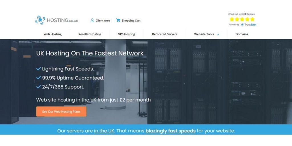 Hosting.CO.UK Web Hosting