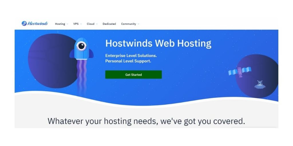 Hostwinds Cheap Web Hosting UK