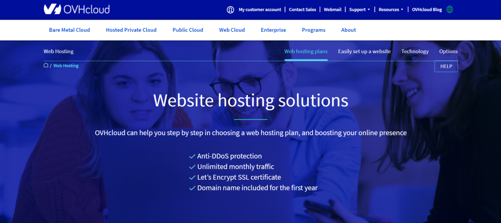 Best France Web Hosting Companies - Trusted French Web Hosting Providers