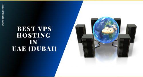 The Best VPS Hosting UAE