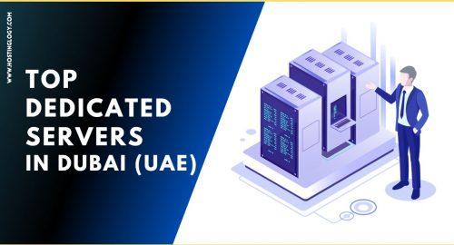 Best Dedicated Servers in Dubai